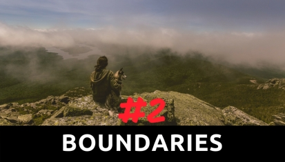 HEALTHY BOUNDARIES Session